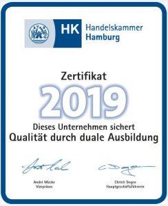 2019 EFDE Ausbildung