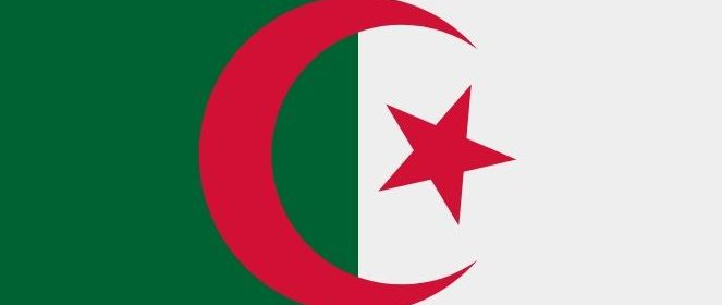 Shipments to Algeria